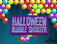 Atirador de Bolhas de Halloween