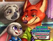 As Travessuras e Investigações dos Animais Detetives
