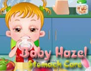 Baby Hazel: Stomach Care