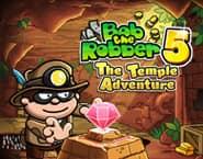 Bob o Assaltante 5: Aventuras no Templo