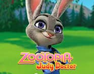 Zootopia Doutora Judy