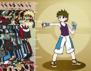 Pokémon Trainer Dress up